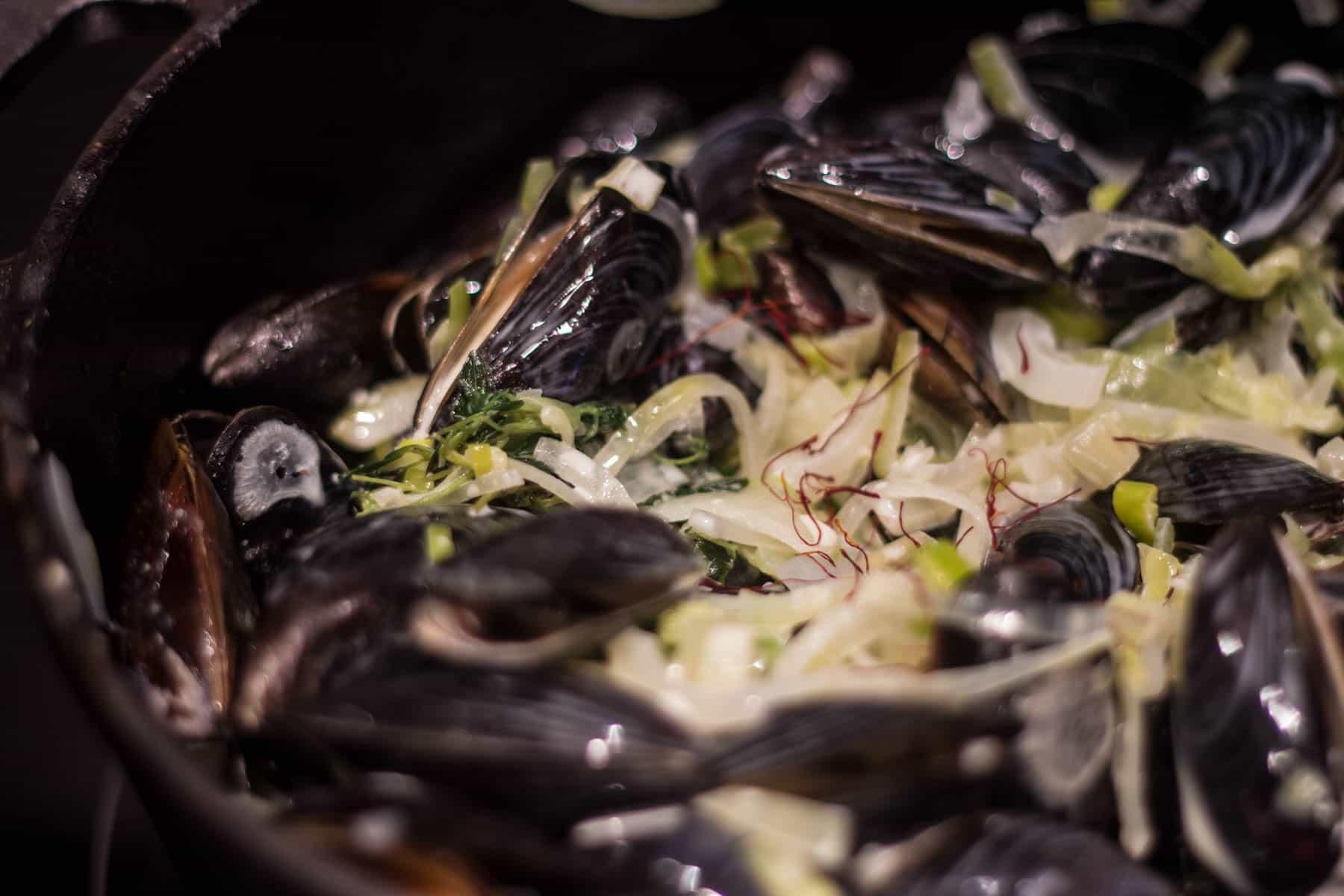 Muslingesuppe