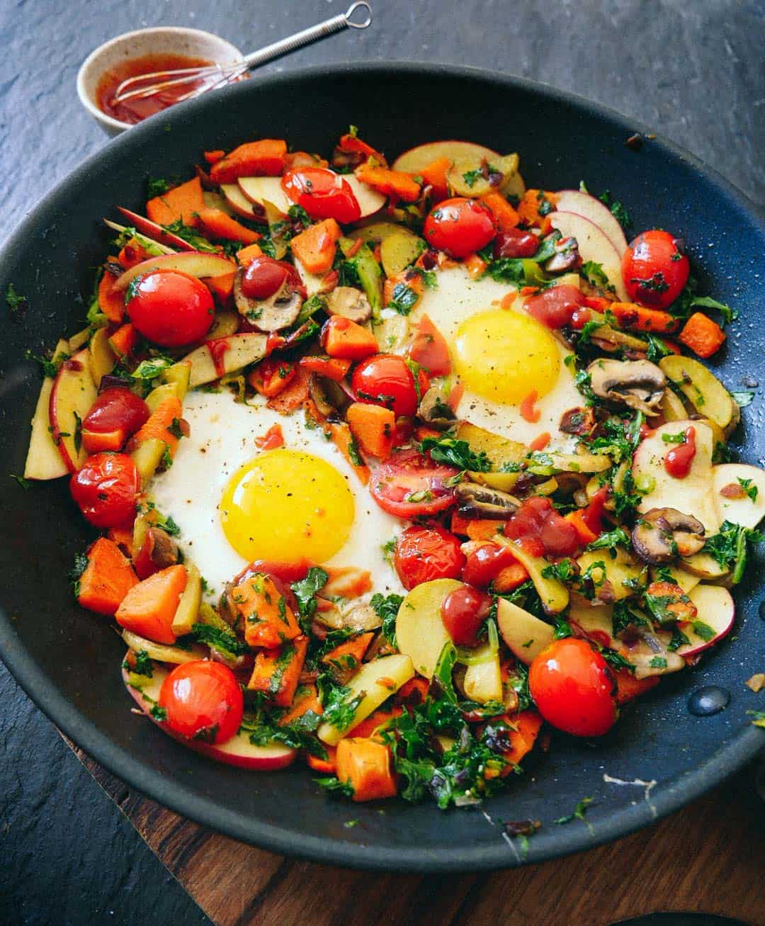 Vegetarbrunch
